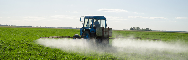 Application de pesticides